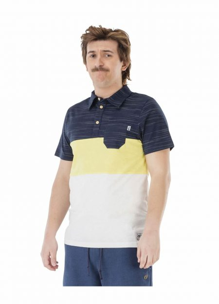 PICTURE – MUSA POLO DONKERBLAUW