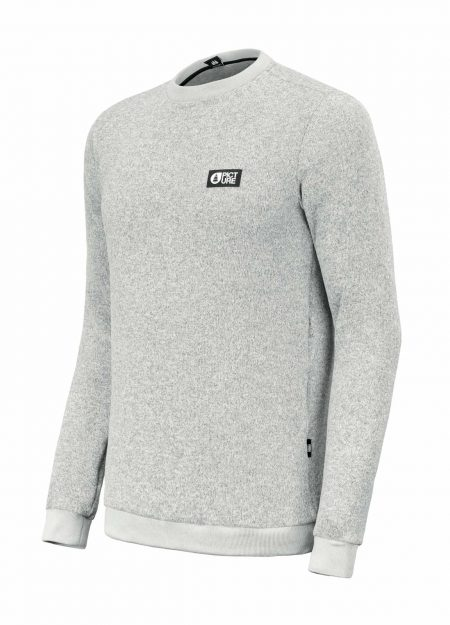 PICTURE – TOFU SWEATER GREY MELANGE