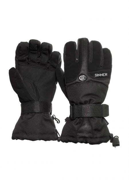 SINNER – EVEREST GLOVE BLACK