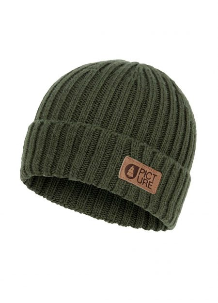 PICTURE – SHIP BEANIE ARMY GREEN