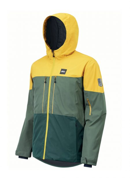 PICTURE – OBJECT JACKET LYCHEN FOREST GREEN