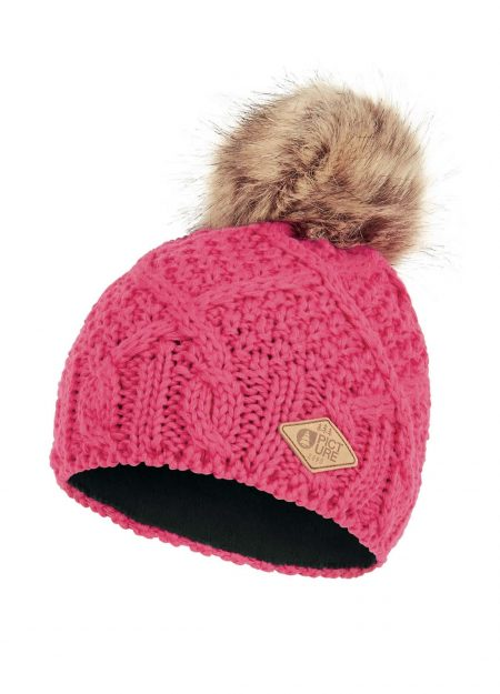 PICTURE – JUDE BEANIE NEON PINK