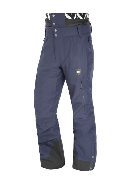 PICTURE – OBJECT PANT DARK BLUE