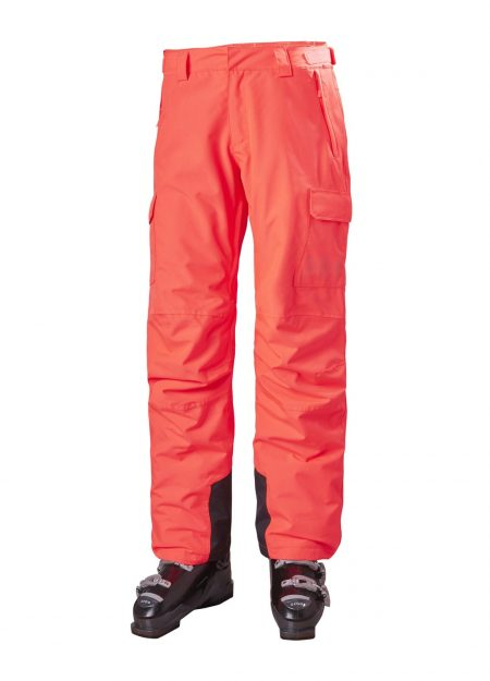 HELLY HANSEN – SWITCH W CARGO 2.0 PANT NEON CORAL