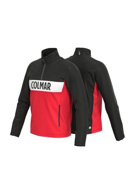 COLMAR – SWEATSHIRTS FELPA UOMO ROOD COMBI
