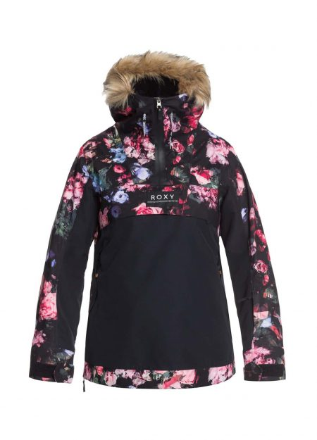 ROXY – SHELTER ANORK TRUE BLACK BLOOMING PARTY