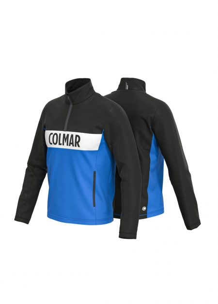 COLMAR – SWEATSHIRTS FELPA UOMO BLAUW COMBI