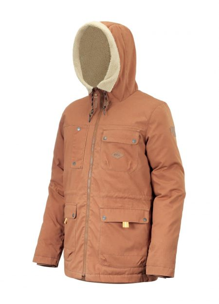 PICTURE – MONTANA JACKET BROWN