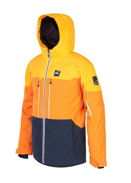 PICTURE – OBJECT JACKET YELLOW