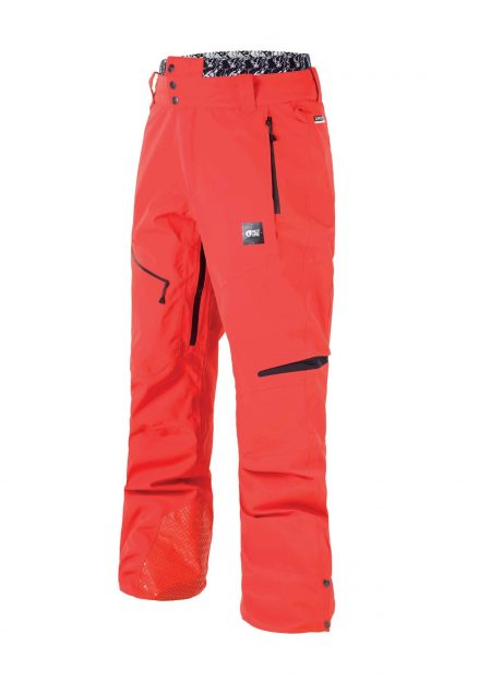 PICTURE – TRACK PANT RED