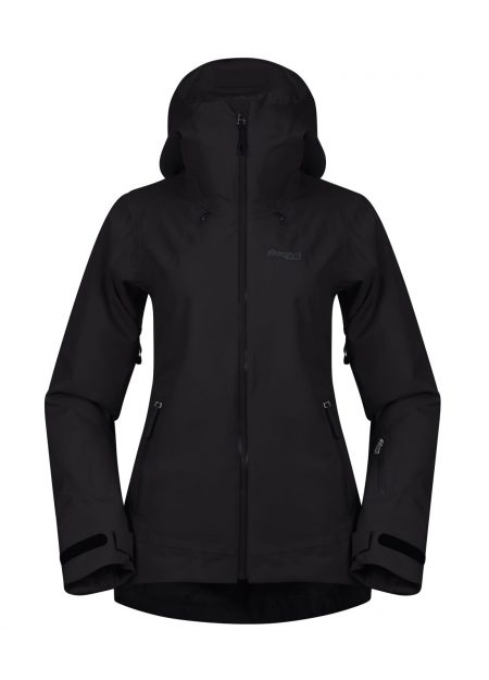 BERGANS – STRANDA JACKET WOMEN BLACK