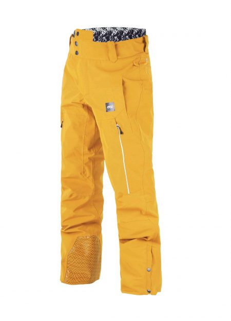 PICTURE – OBJECT PANT YELLOW