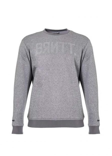 BRUNOTTI – GLADE FLEECE MID GREY MELEE