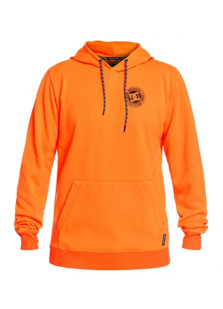 DC – SNOWSTAR FLEECE SHOCKING ORANGE