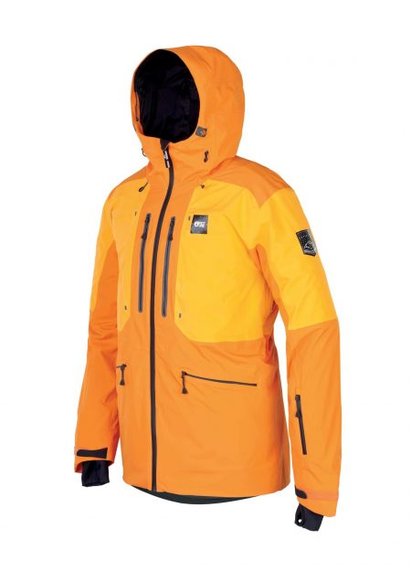 PICTURE – NAIKOON JACKET YELLOW
