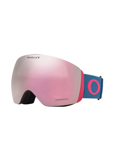 OAKLEY – FLIGHT DECK STRONG RED PRIZM HI PINK