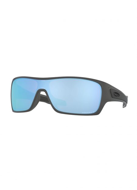 OAKLEY – TURBINE ROTOR STEEL PRIZM DEEP H20 POLARIZED