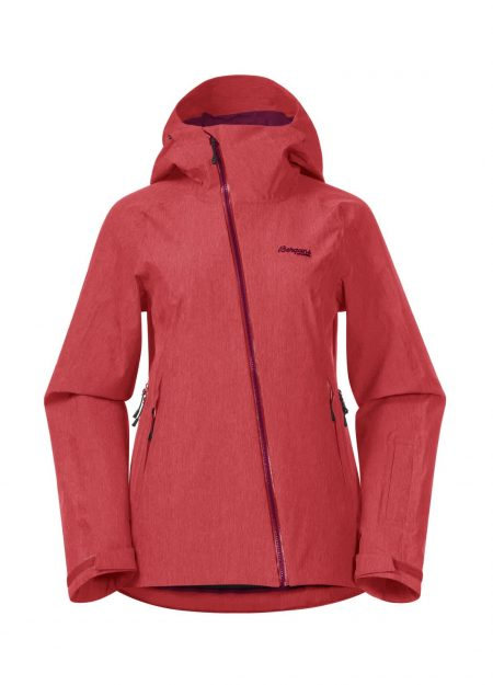 BERGANS – HAFJELL INSULATED W JACKET BEET RED